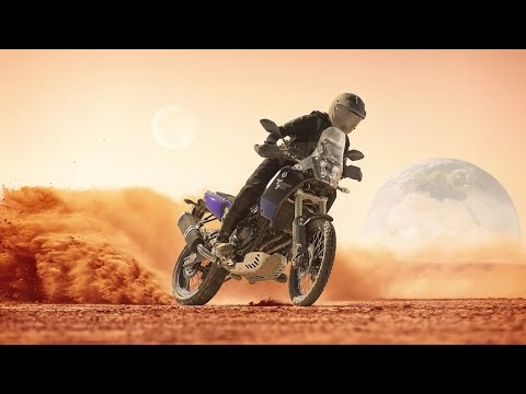 New Yamaha   Ténéré . The Next Horizon is Yours.