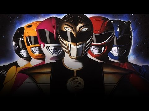 Mighty Morphin' Power Rangers in 5 Minutes
