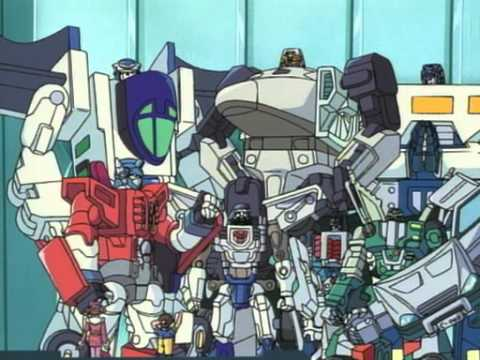 Transformers Robots in Disguise Episode 10: Skid'z Choice