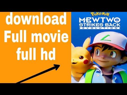 Pokemon Mewtwo Strikes Back Evolution Official Trailer 2020 Hd