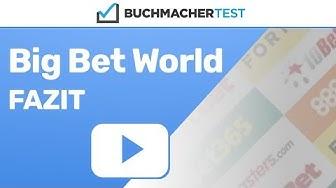 Big Bet World Fazit