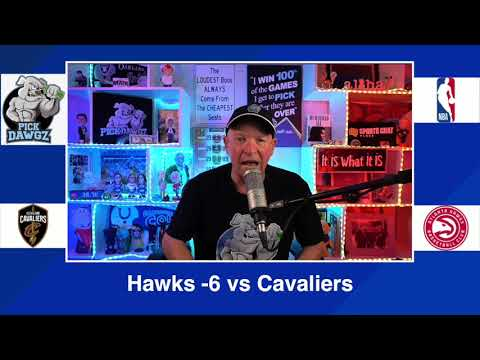 Atlanta Hawks vs Cleveland Cavaliers 3/14/21 Free NBA Pick and Prediction NBA Betting Tips