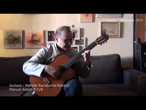 Ry Toera Manirery - Naly Rakotofiringa - Guitare classique malagasy