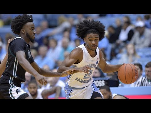 UNC Men's Basketball: Tar Heels Cruise to Exhibition Victory vs Mount Olive, 107-64