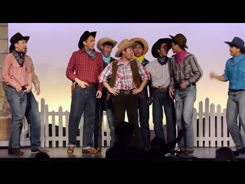 'Oklahoma!' by R&H - Moreau Catholic High School (MCHS) 2017