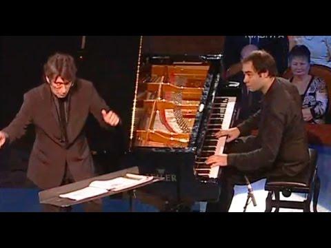 Alexander Melnikov plays Rachmaninoff Paganini Rhapsody - video 2009