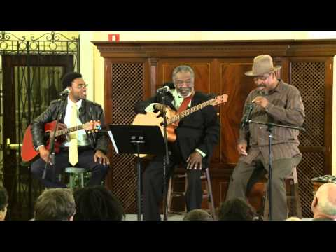 The Sherman Holmes Project with Brooks Long & Phil Wiggins