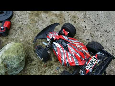 RC Car Stress Tests | Episode 7 | Catagory: Dropping Stuff On It!