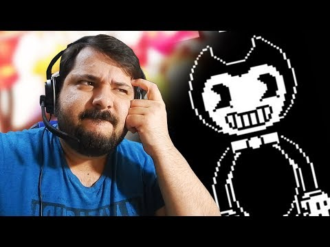 BENDY AND THE INK MACHINE NO UNDERTALE ONLINE? A FAN GAME MYSTERYTALE!