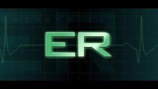 "Emergency Room S08E20...  ""Der Brief""  Intro thumbnail"