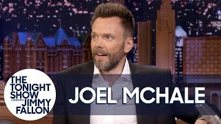 Joel McHale Survived Open Water Shark Diving with Rob Riggle