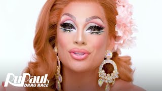 Valentina&#39s &#39Signature&#39 Makeup Tutorial RuPauls Drag Race All Stars 4
