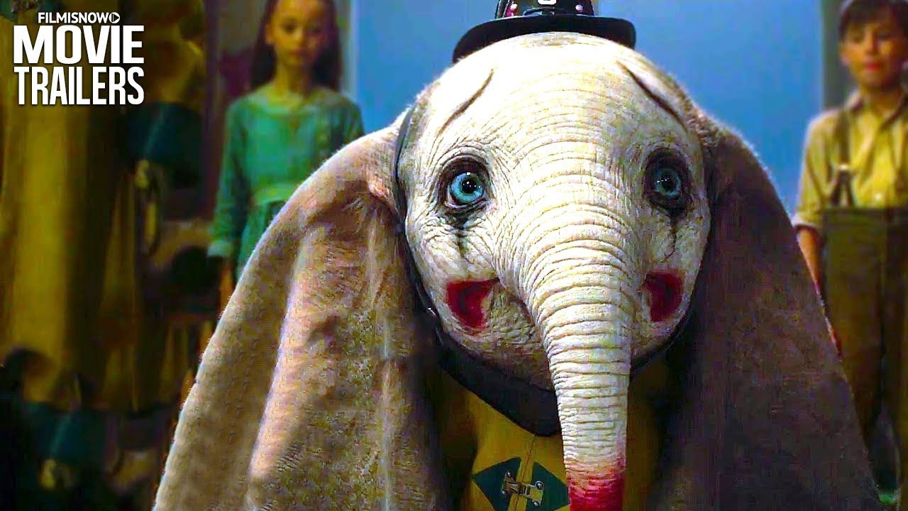 Download Go Behind The Scenes of DUMBO (Family 2019) | Disney Live-Action Movie