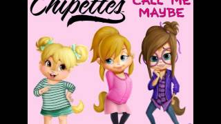 The chipettes - What Makes You Beautiful (Semi-Oficial)