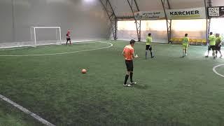 Полный матч ФК Легіон 3 0 Smile Development Турнир по мини футболу в Киеве