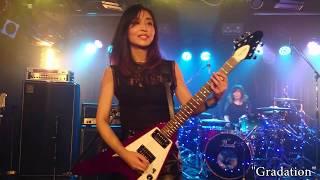 D_Drive LIVE at Okayama CRAZYMAMA KINGDOM digest (Yuki固定カメラ) thumbnail