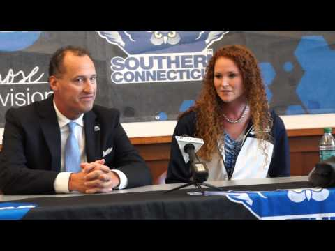 Kate Lynch statement introductory Press Conference