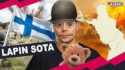 Lapin sota - Kun pohjoinen roihusi!