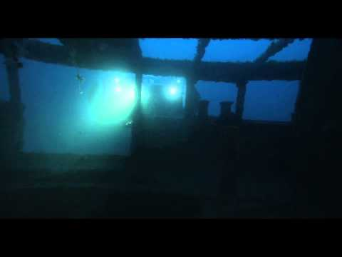 Wreckdiving with the C-Explorer 5