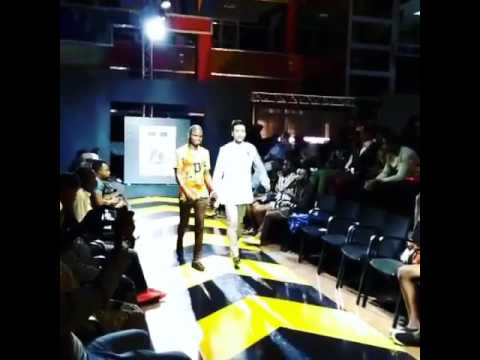 Suchhi kumar representing India in Mercedes Benz African Fashion festival (Ghana) 2017