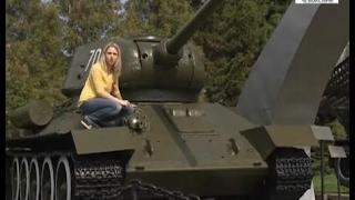 Легендарный Т-34 – лучший танк Второй мировой войны