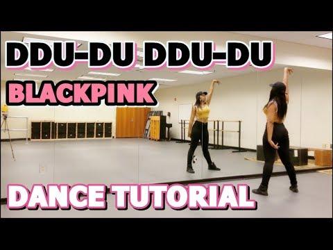 BLACKPINK - '뚜두뚜두 (DDU-DU DDU-DU)' - DANCE TUTORIAL PART 1