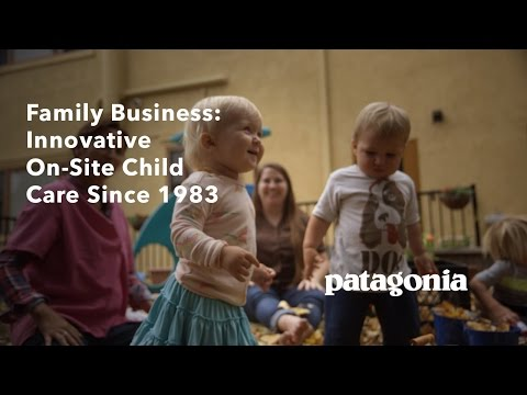 Family Business: Innovative On-Site Child Care Since 1983 (Short Trailer)