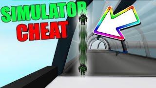 ROBLOX JUMPING SIMULATOR *GAME-BREAKING GLITCH FOUND*