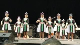 Paj Ci Tshiab - HUSA CSUS 14th Annual Culture Show 2017