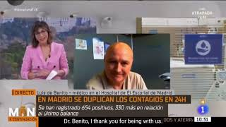 Spanish Doctor Speaks Out