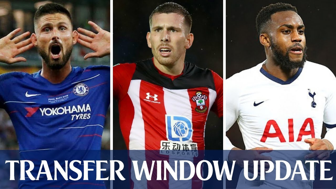 Download GIROUD STILL POSSIBLE | SURPRISE BID FOR HOJBJERG | ROSE TO NEWCASTLE DONE