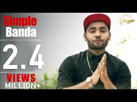Simple Banda (Full Video) | Sandy Lohia | Prince | Latest Punjabi Songs | Highlight Records