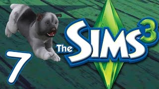 Sims 3 [Ep.7] - Endy The Puppy!
