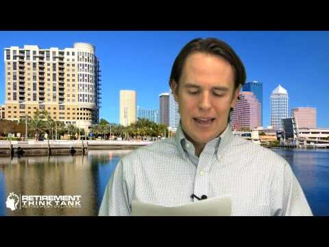 Lowest Overall Taxed States:  Best States to Retire Episode 3 of 4