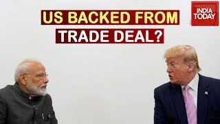 US Backed Off From Signing Trade Deal With India At Last Minute Before Trump Visit