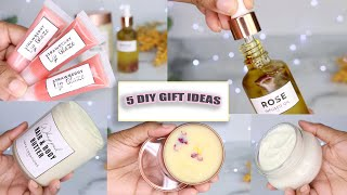 5 EASY DIY Christmas Gift Ideas from ONE GIFT BOX | 2020 OSLOVE Holiday Series | YT GIVEAWAY CLOSED!