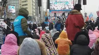 191207광화문 동화면세점 앞[보아라!!!국민저항권!…