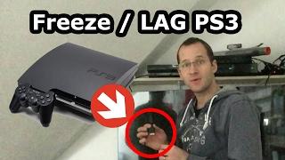 Problème de lag / freeze sur PS3 slim : Allo retrojeux ? tuto