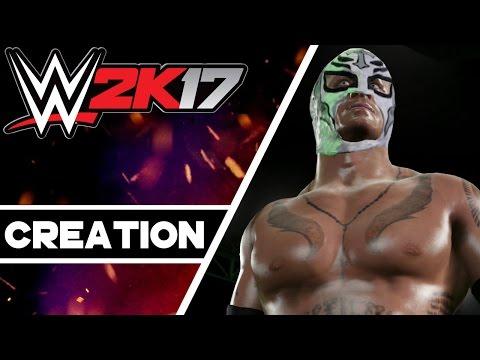 WWE 2K17 : Rey Mysterio