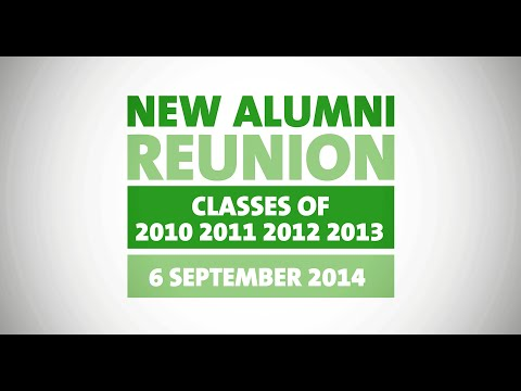 Melbourne Business School Annual Alumni Reunion 2014 - highlights