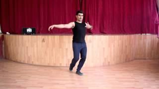 Azərbaycan Milli Rəqsləri Video Dərsliyi - Dərs - 8