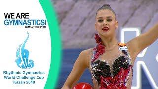 2018 Kazan Rhythmic Gymnastics World Challenge Cup - Highlights