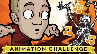 The 2017 ANIMATION CHALLENGE! ★ EPIC PRIZE POOL!! ★