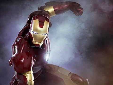 The Avengers: Iron Man - Inspired Makeup Tutorial
