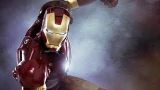 the avengers iron man - inspired makeup tutorial