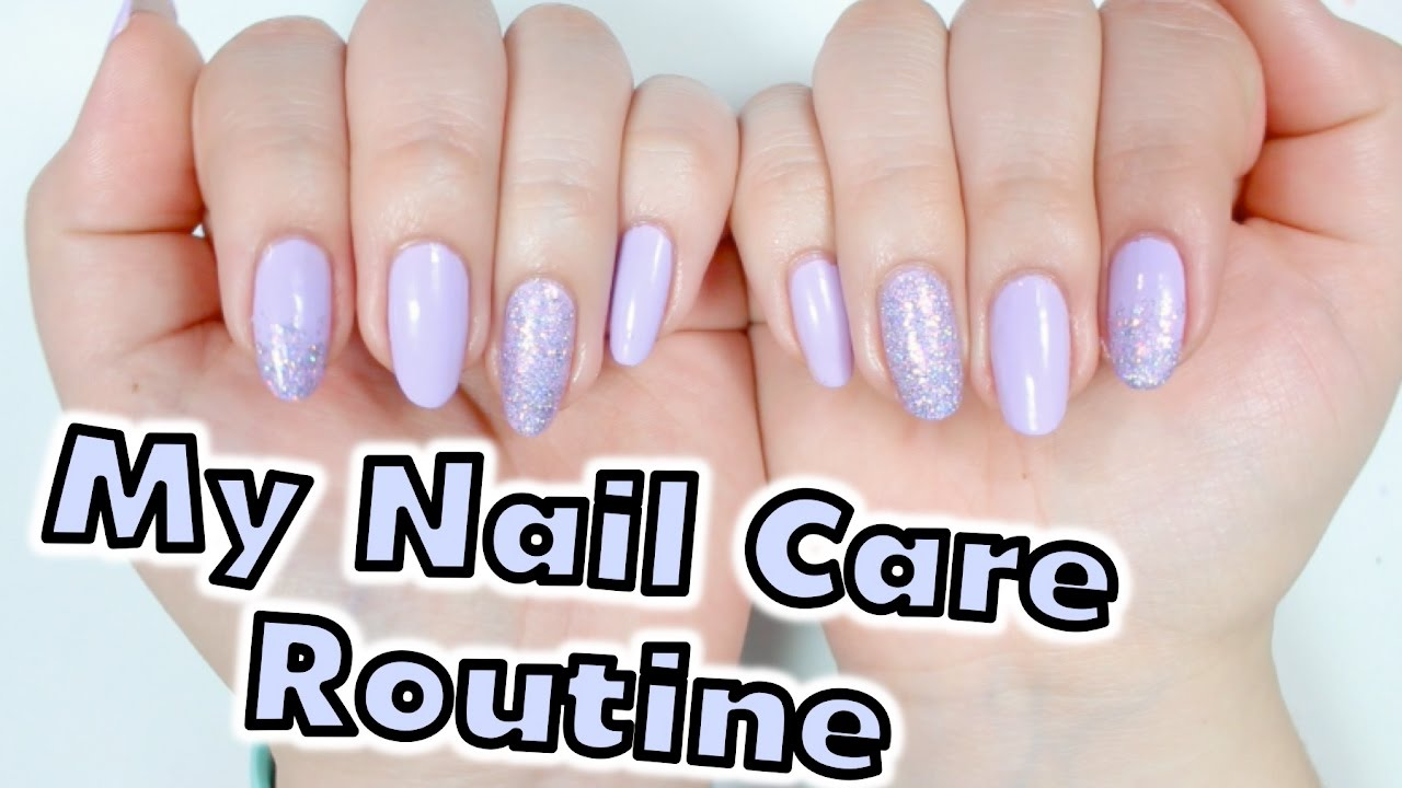6 Tips to Stop Peeling Nails & My Nail Care Routine!!! - YouTube