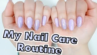 6 Tips to Stop Peeling Nails & My Nail Care Routine!!!