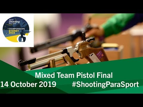Mixed Team Pistol