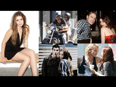 Boys Lily Collins Dated