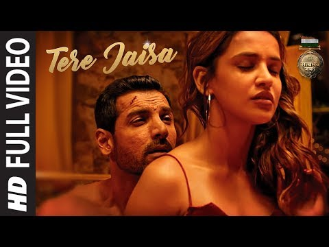 Tere Jaisa Full Video | SATYAMEVA JAYATE | Arko | Tulsi Kumar | John Abraham | Aisha Sharma